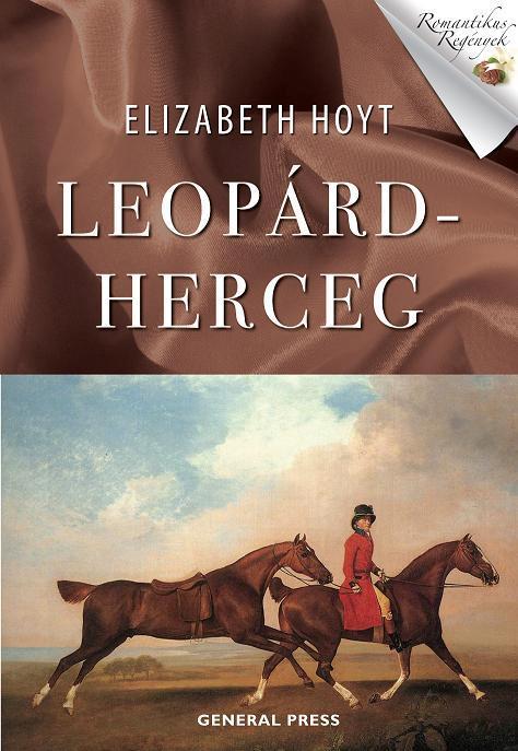 Elizabeth Hoyt - Leopárdherceg