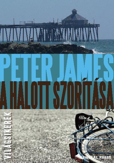 Peter James - A halott szorítása