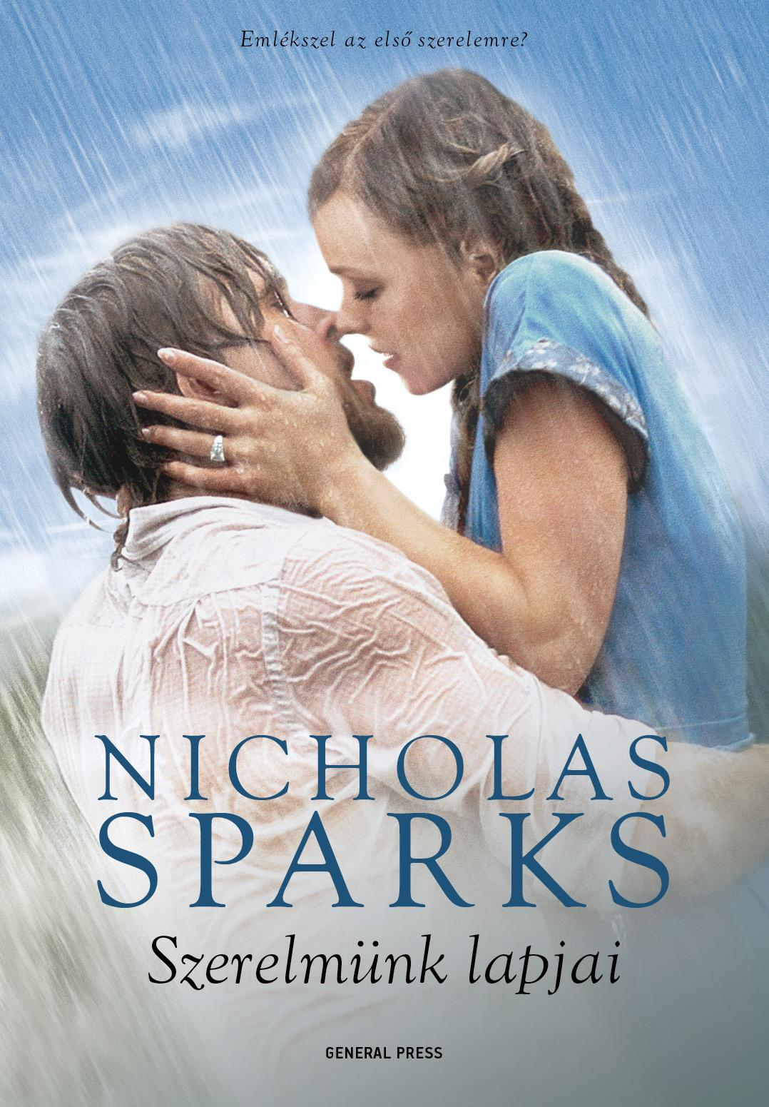 Nicholas Sparks - Szerelmünk lapjai