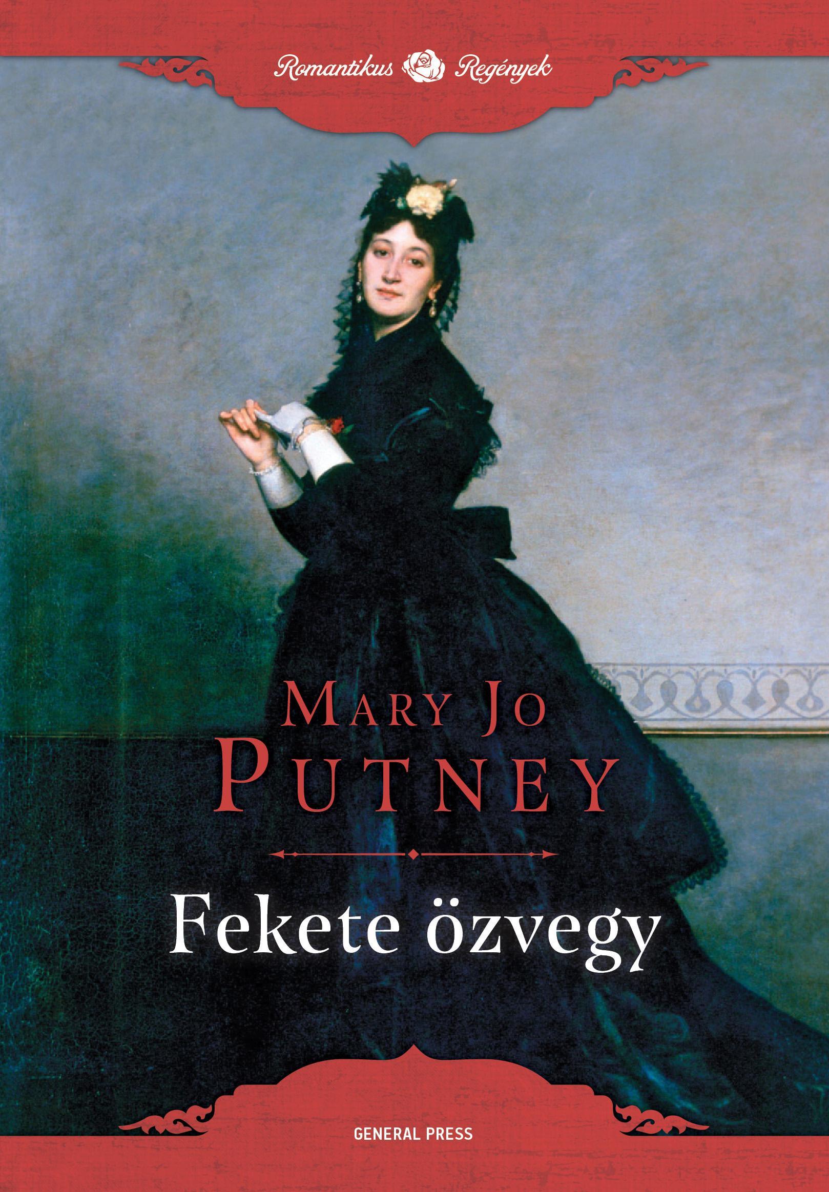 Mary Jo Putney - Fekete özvegy