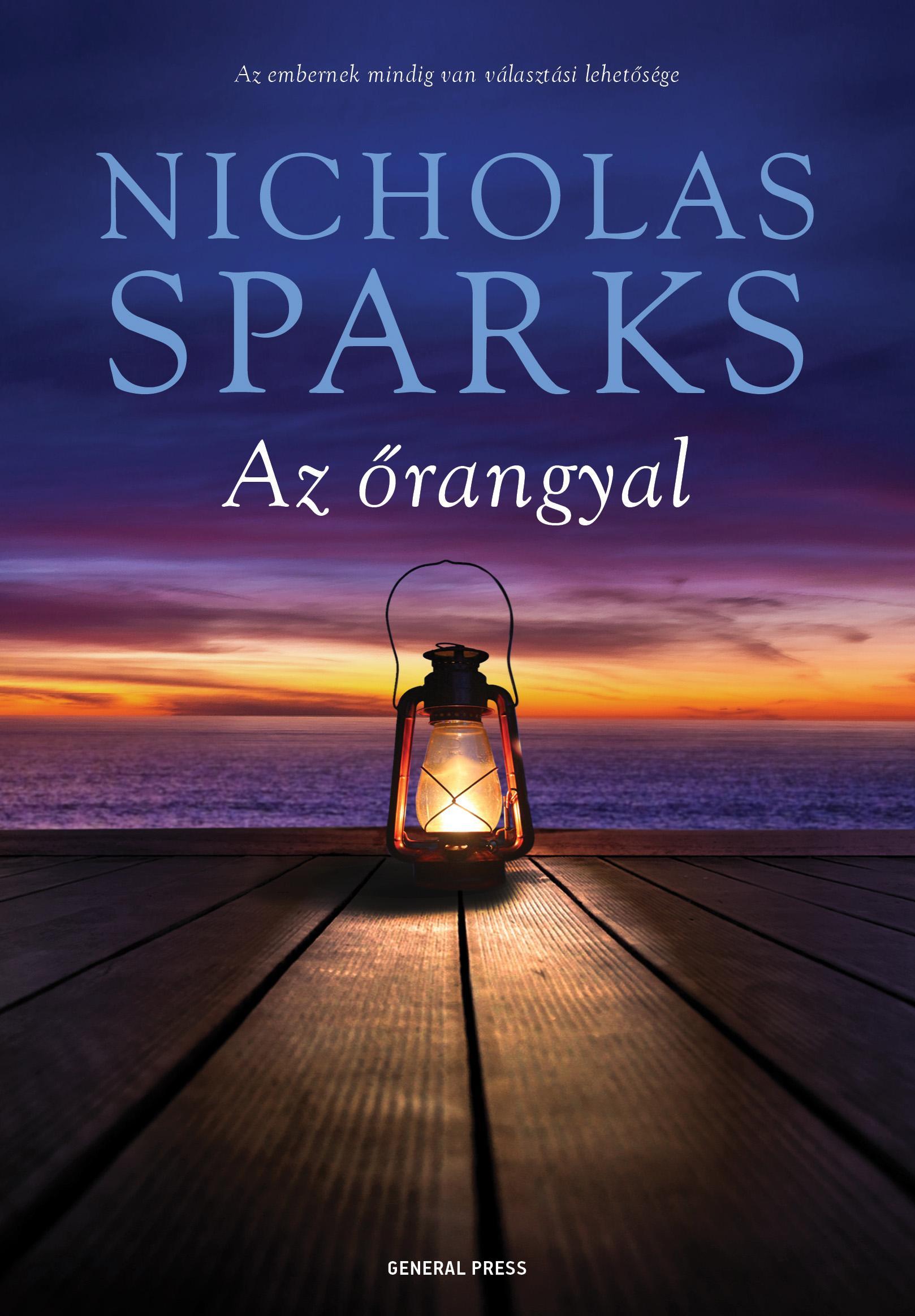Nicholas Sparks - Az őrangyal