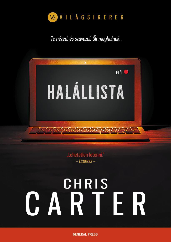 Chris Carter - Halállista