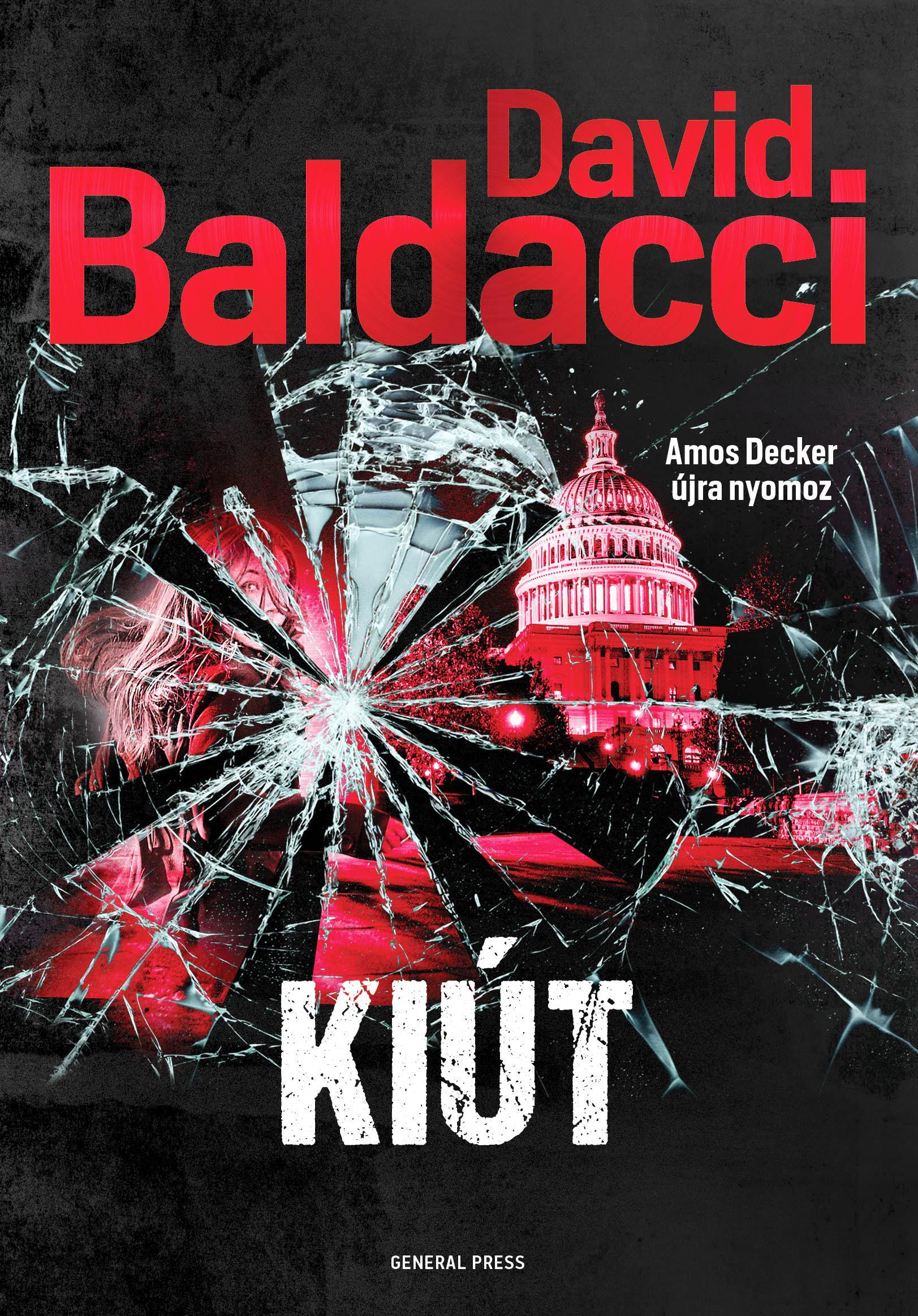 David Baldacci - Kiút