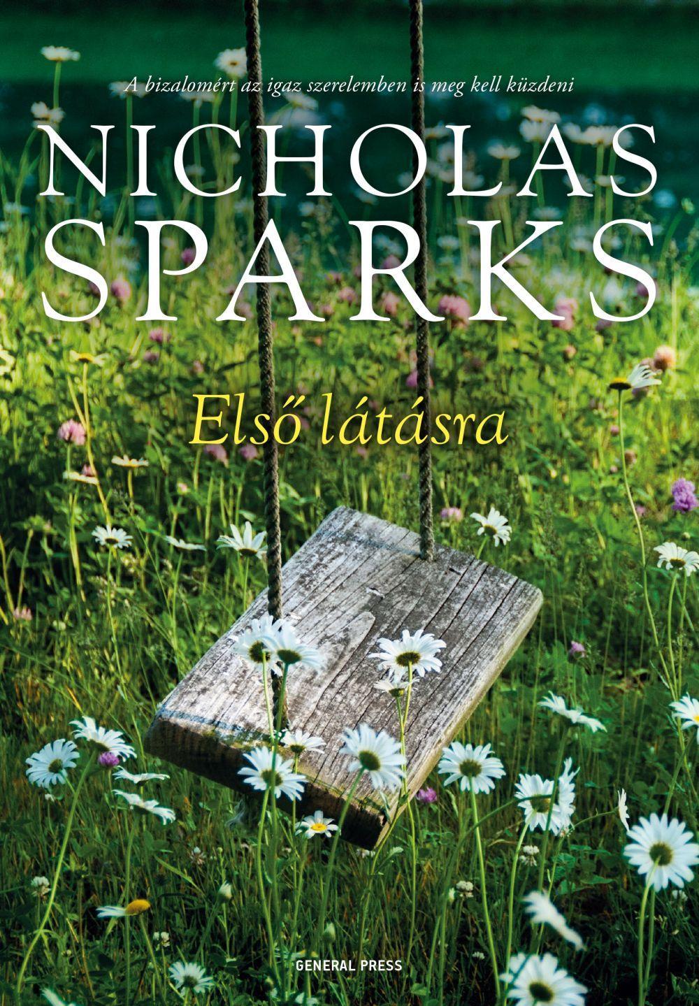 Nicholas Sparks - Első látásra