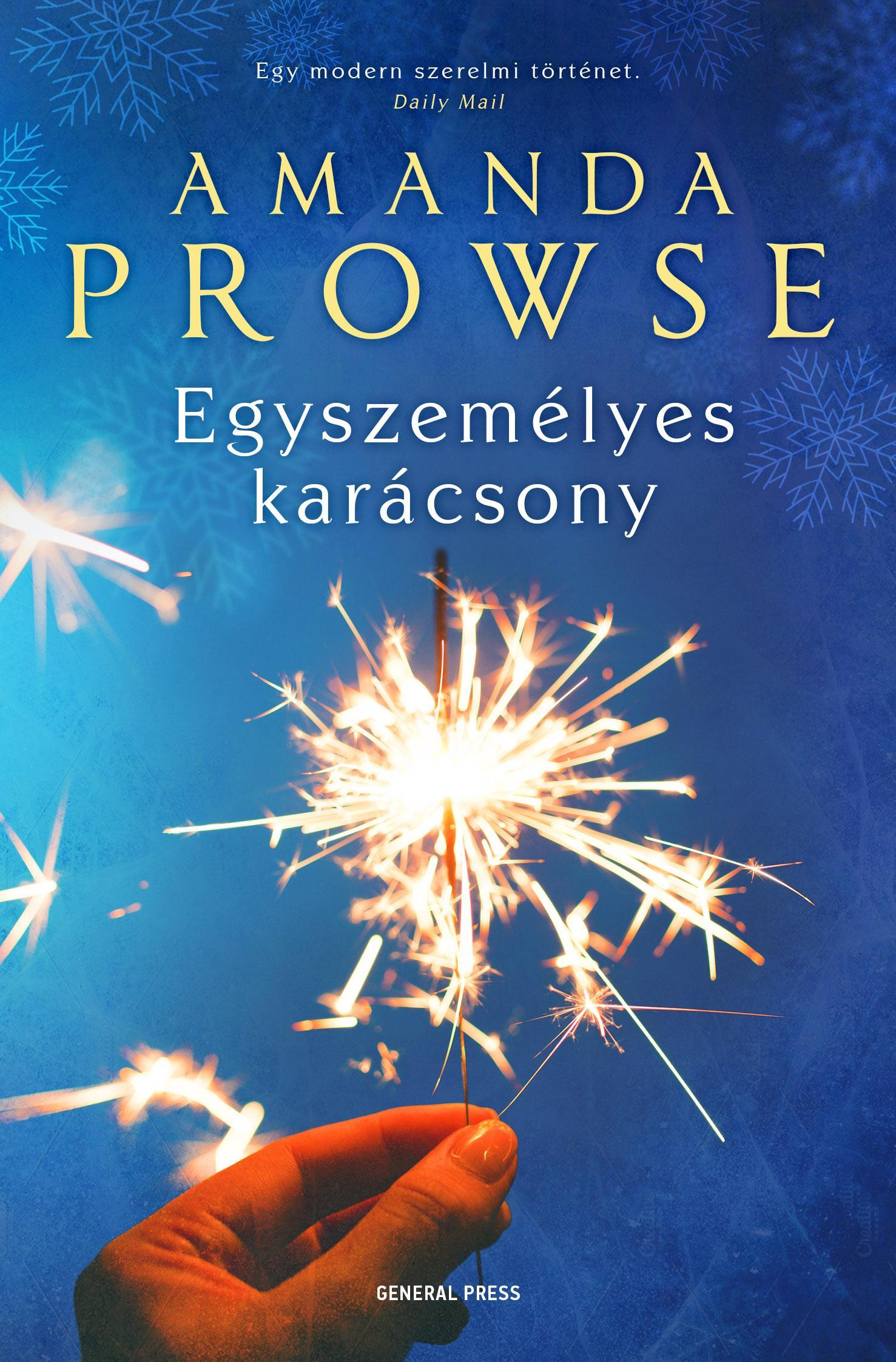 Amanda Prowse - Egyszemélyes karácsony