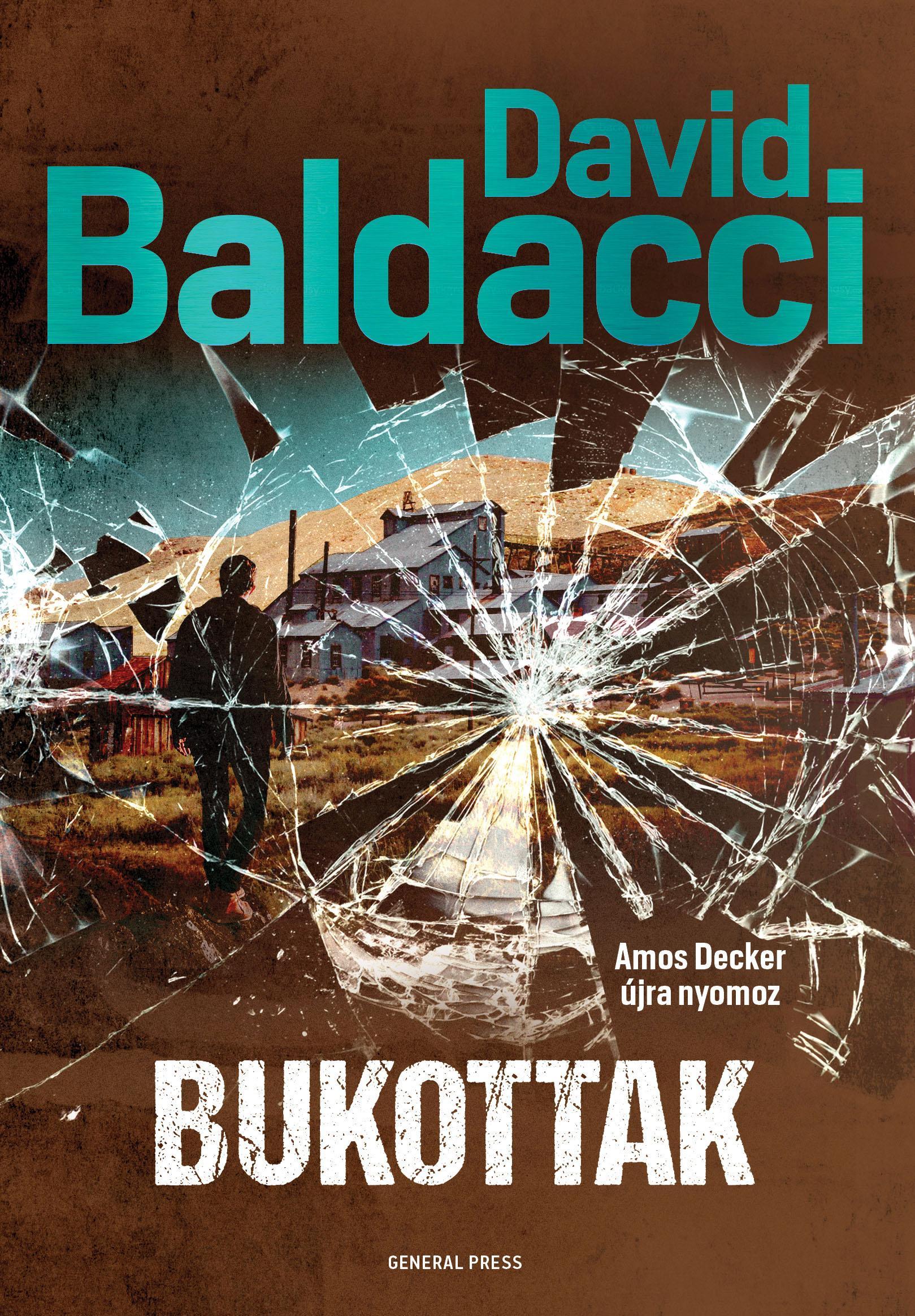 David Baldacci - Bukottak