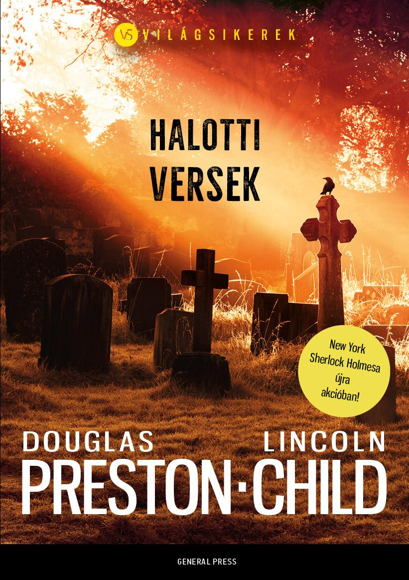 Douglas Preston; Lincoln Child - Halotti versek