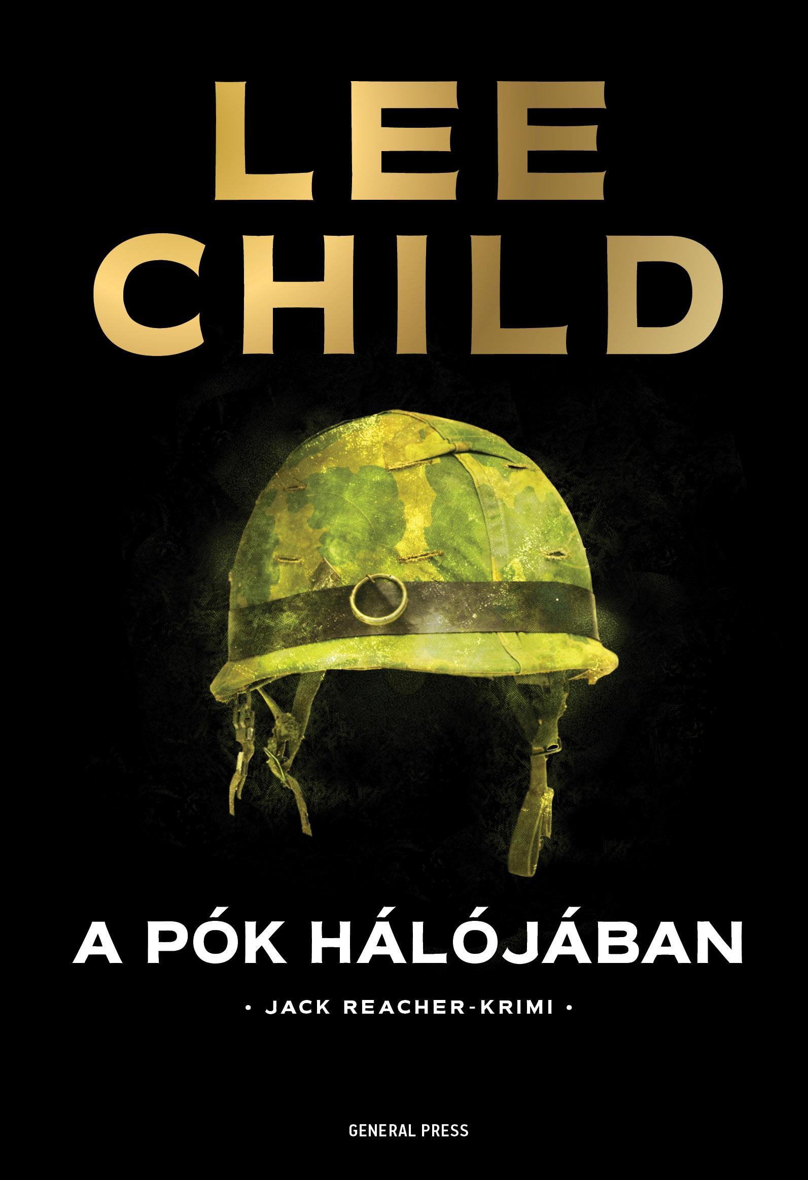 Lee Child - A pók hálójában