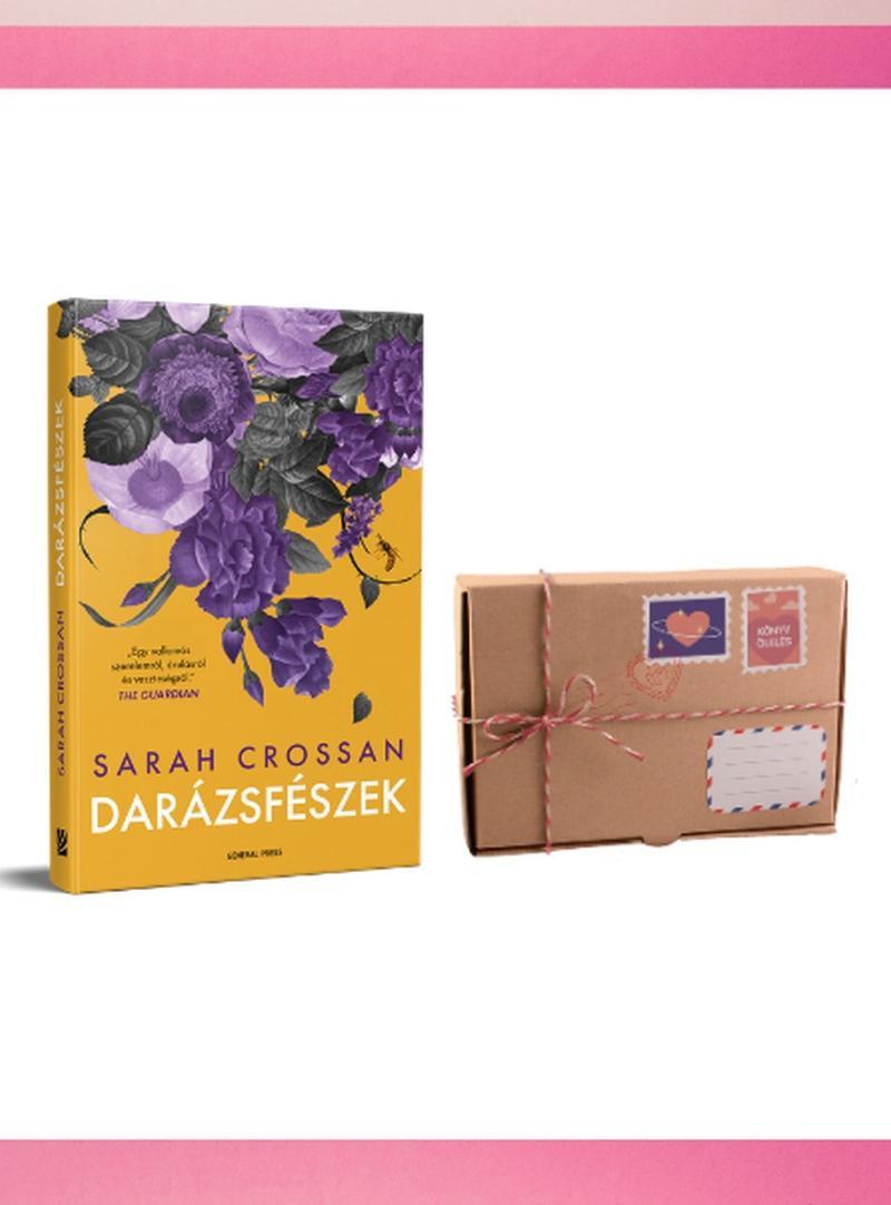 Sarah Crossan - Könyvölelés Valentin Napra - Darázsfészek és kézműves pillecukor