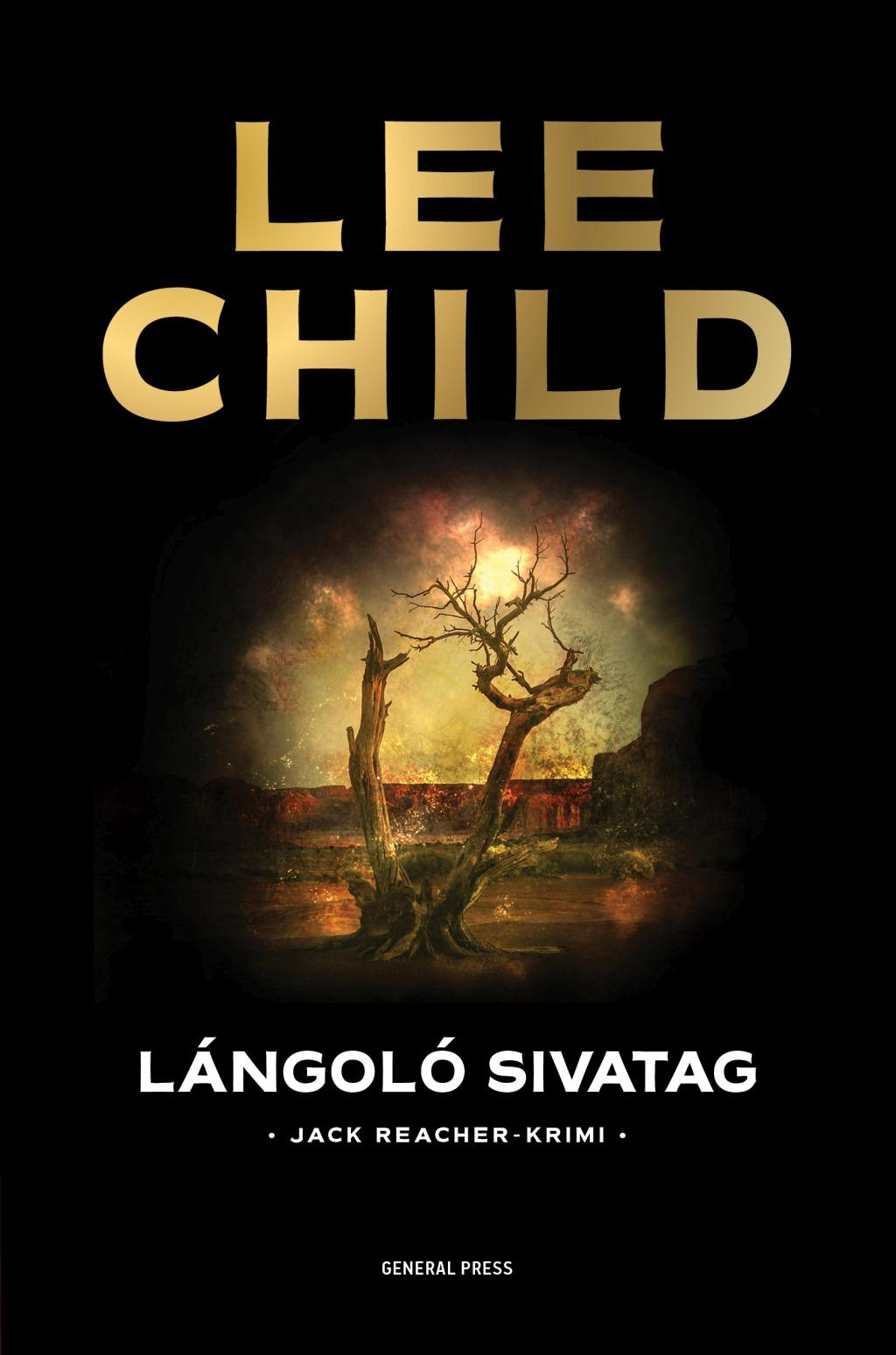 Lee Child - Lángoló sivatag