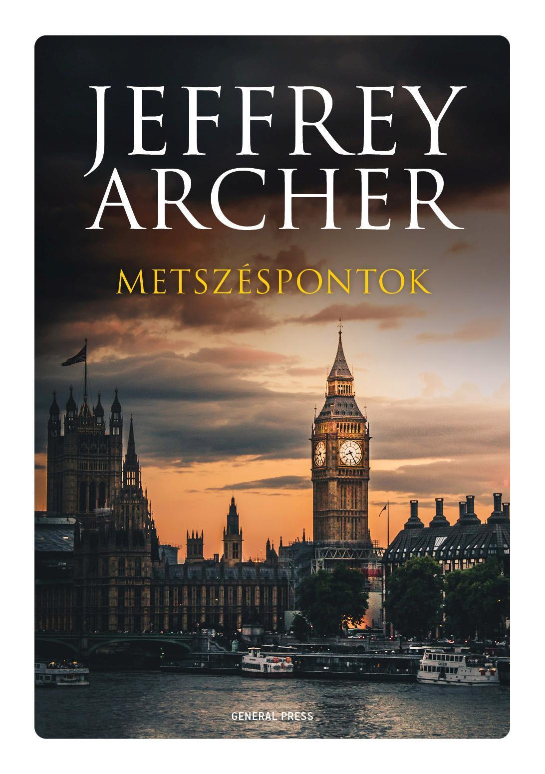 Jeffrey Archer - Metszéspontok
